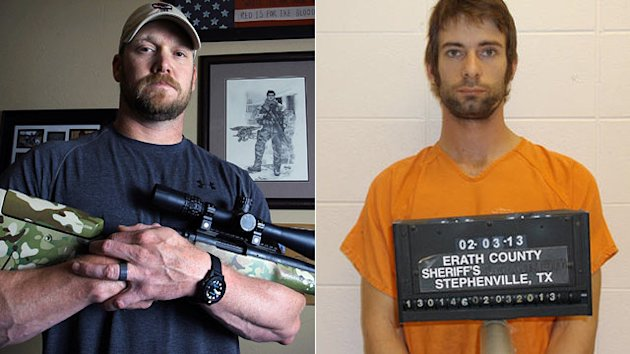'American Sniper' Was Mentor of Murder Suspect, Cops Say (ABC News)