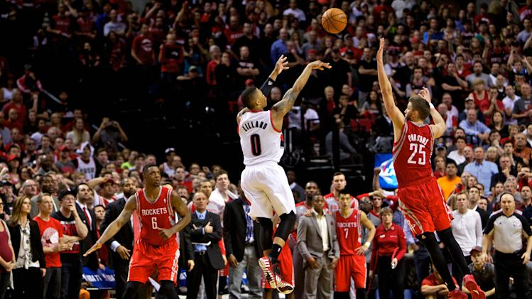 The 10-man rotation, starring the shot Chandler Parsons has to …