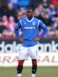 American midfielder Maurice Edu has indicated he wants to leave Ibrox