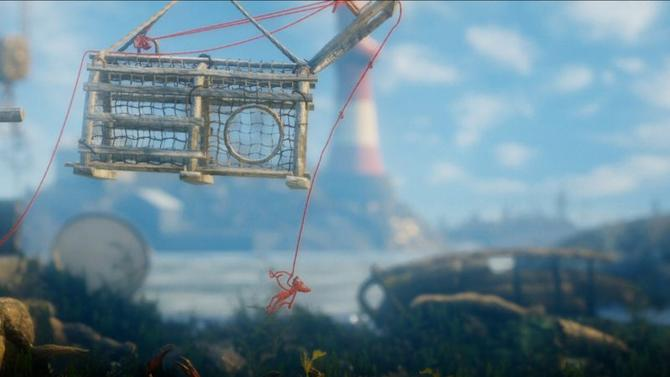 EA's Unravel is a gorgeous puzzle-platform game about string