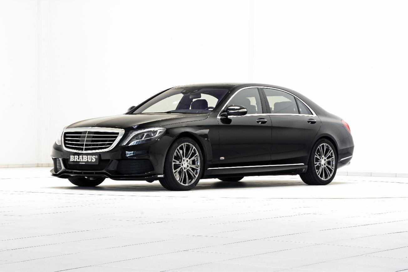 Brabus gets creative with more Mercedes