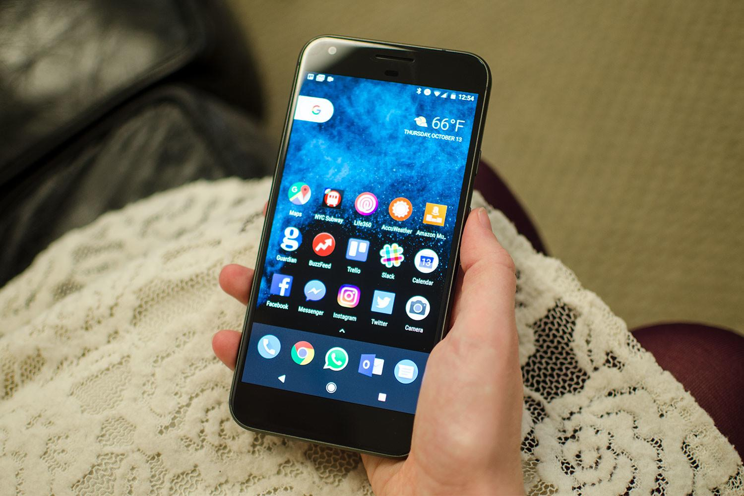 Flying off the shelves: Demand for the Pixel and Pixel XL now exceeds supply