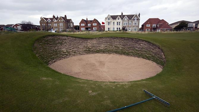 New landscape as British Open returns to Liverpool