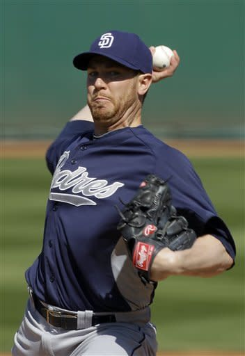 Moseley throws 3 shutout innings, SD beats Indians