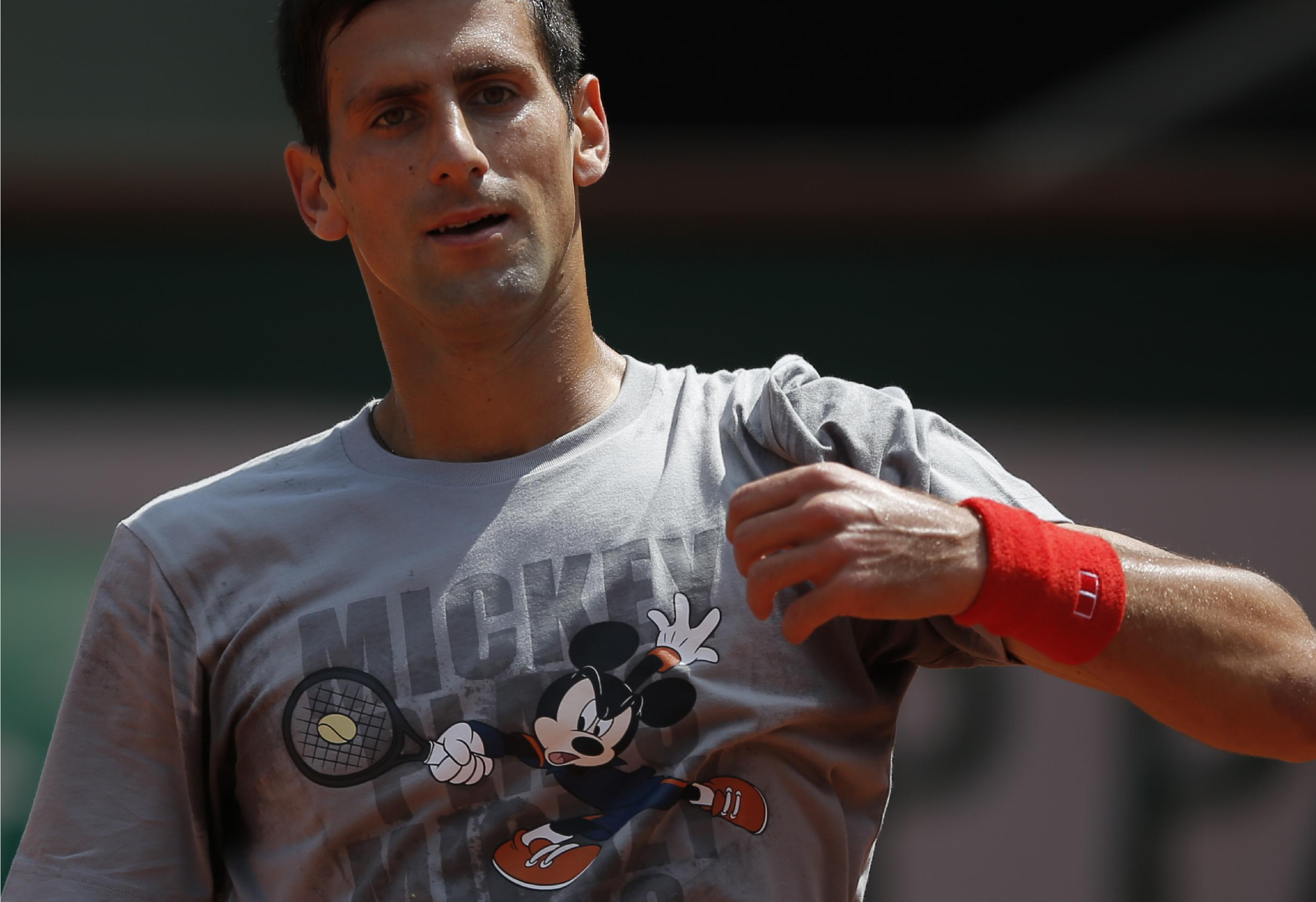 Djokovic looms in Nadal's toughest-ever draw at French Open