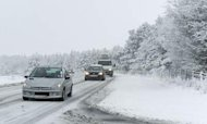 Weather Warning: Heavy Snowfalls All Over UK