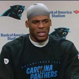 Kool Carolina Panthers quarterback Cam Newton