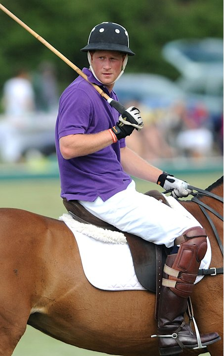 Prince Harry Asprey World Cup