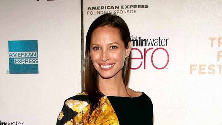 Christy Turlington T Ribeca Film Fes