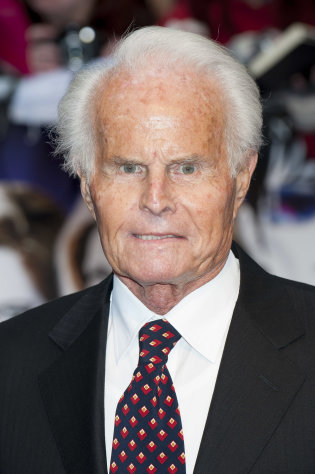 "FILE - In this May 9, 2012 file photo, Richard D. Zanuck arrives for the European Premiere of ""Dark Shadows,"" at a central London cinema. According to his publicist, producer Richard D. Zanuck has died at age 77 on Friday, July 13, 2012, in Los Angeles. Zanuck won an Oscar for best picture for his film, ""Driving Miss Daisy.""(AP Photo/Jonathan Short, File)"