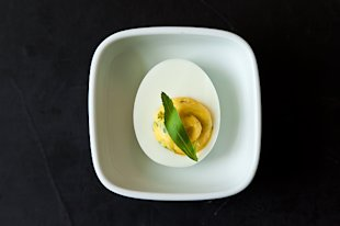 deviled egg