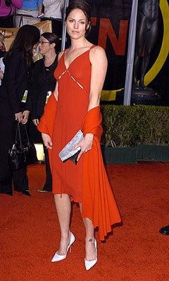 Jorja Fox Screen Actors Guild Awards 2/22/2004