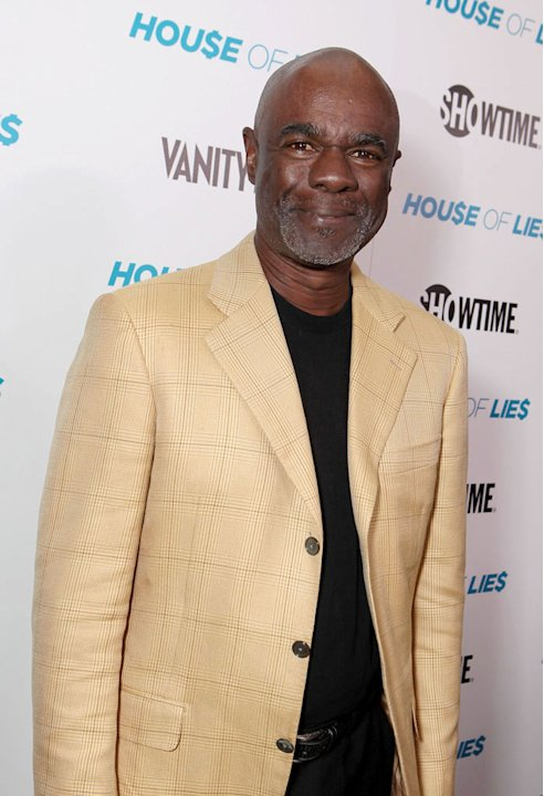 Glynn R. Turman arrives at the premiere party for Showtime's new series &quot;House of Lies&amp;quot held at the AT&amp;T Center Theatre on January 4, 2012 in Los Angeles, California. 