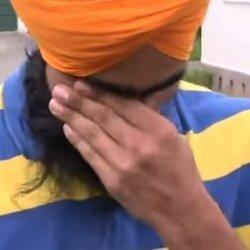 Good Karma Returns For Sikh Man Who Removed Turban To Help Injured Boy
