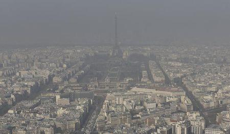 Rise of carbon emissions almost stalled in 2014: study