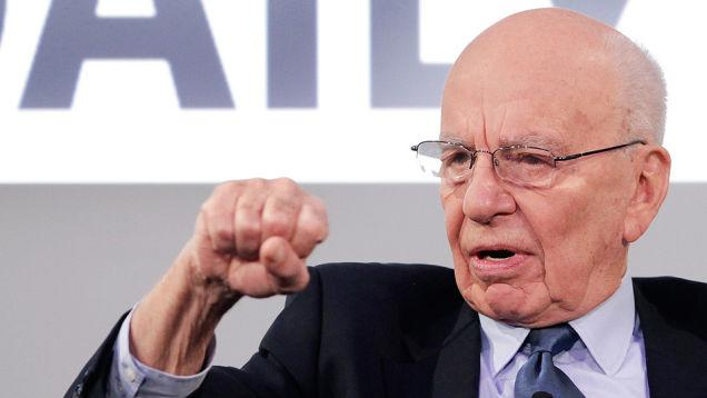 Rupert Murdoch Raves About 'American Sniper', Slams Hollywood Leftists