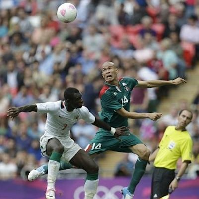 Dos Santos leads Mexico past Senegal in Olympics The Associated Press Getty Images Getty Images Getty Images Getty Images Getty Images