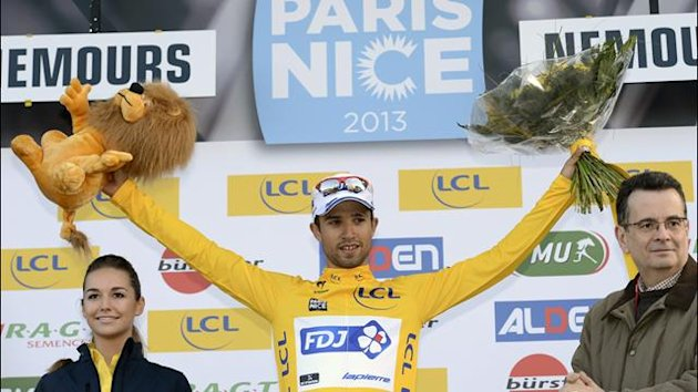 CYCLISME 2013 Paris Nice Nacer Bouhanni