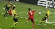 AP PHOTOS: Bayern beats Dortmund 2-1 in final