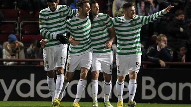 Celtic have clinched a new shirt sponsorship deal with Magners