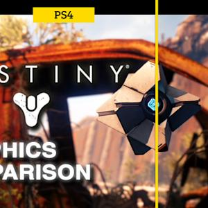 Destiny Beta: Xbox One vs PS4 Graphics Comparison