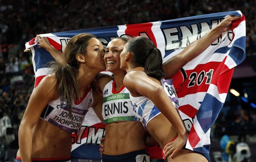 EYES ON LONDON: Bolt, bling envy, hurdles carnage