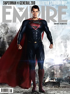 'Man of Steel' Superman