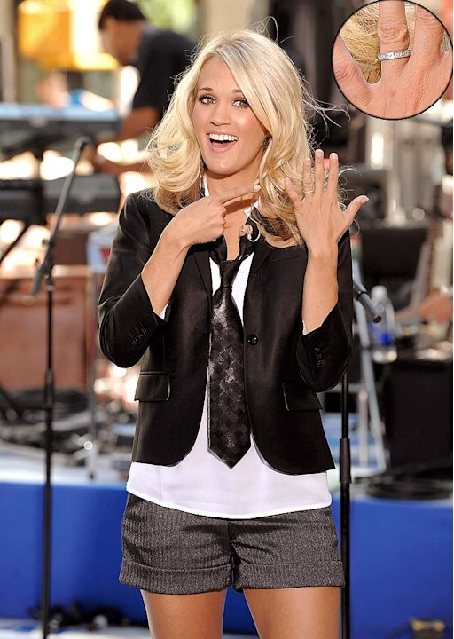 Underwood Carrie Today Show
