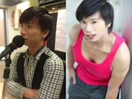Kurt Tay gets breast implants