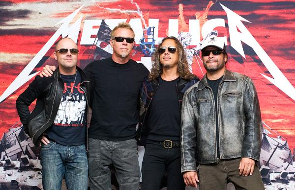 Metallica Book Chili Peppers, Bassnectar and More for Second Orion Festival