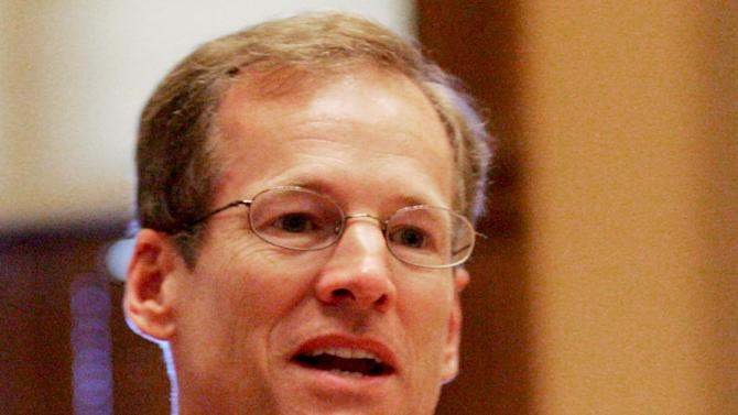 "FILE - In this Nov. 8, 2004 file photo, Rep. Jack Kingston, R-Ga. speaks in Atlanta. The Republican establishment hopes an overhaul of immigration laws will help the party run stronger presidential races. But that goal is about to hit big hurdles in the form of House Republicans. Many House Republicans are hostile to the bipartisan immigration bill before the Senate. Even substantial changes to it may do little to placate those who demand strict crackdowns on unlawful border crossings and no ""amnesty"" for people here illegally(AP Photo/Ric Feld, File)"