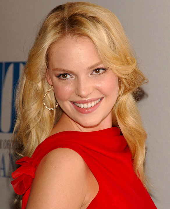 "Katherine Heigl at the 2006 William S. Paley Television Festival - ""Grey's Anatomy"" on February 28, 2006"