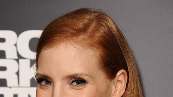 Jessica Chastain attends the premiere of 'Zero Dark Thirty' at the Dolby Theatre on December 10, 2012 in Hollywood -- FilmMagic