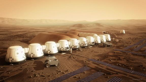 Billionaires Wanted to Fund Private Mars Colony