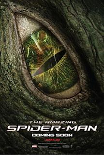 Poster di The Amazing Spider-Man