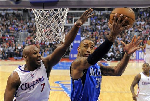 Clippers beat Mavs 112-90 for 4th straight win