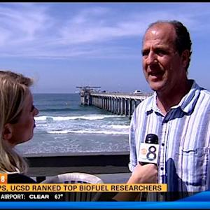 Scripps, UCSD ranked top biofuel researchers