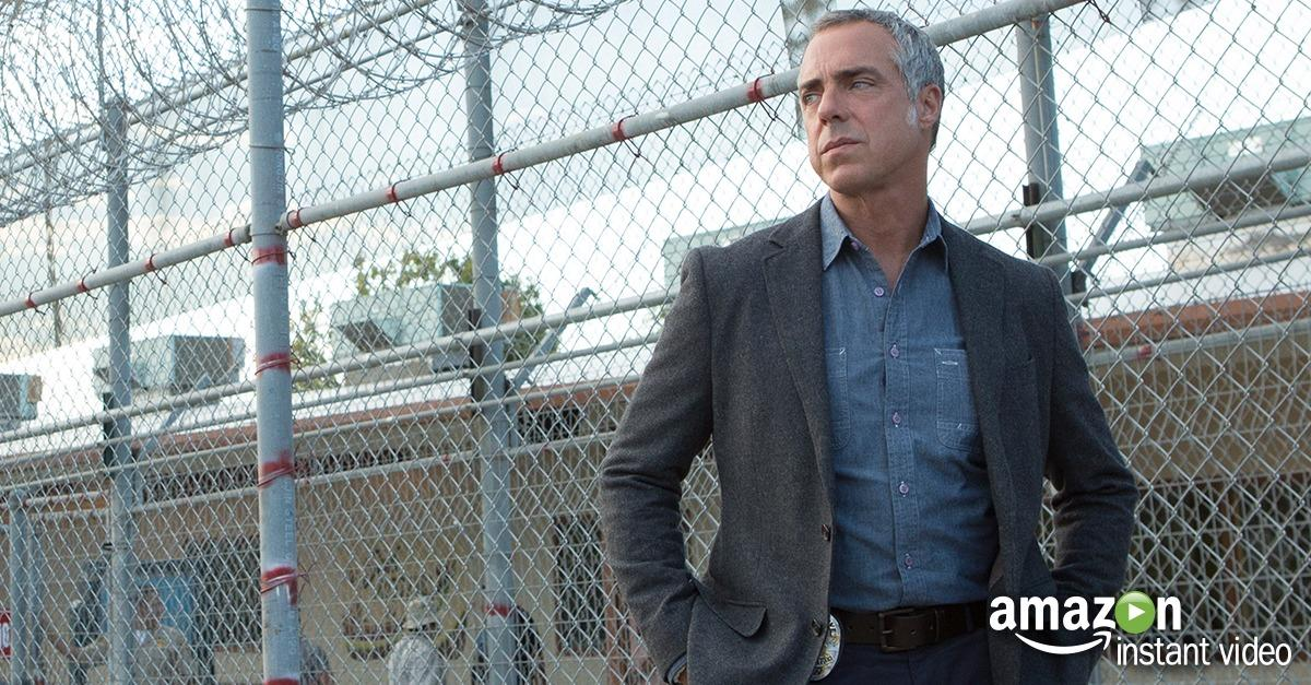 Meet Bosch: Michael Connelly's Troubled Hero