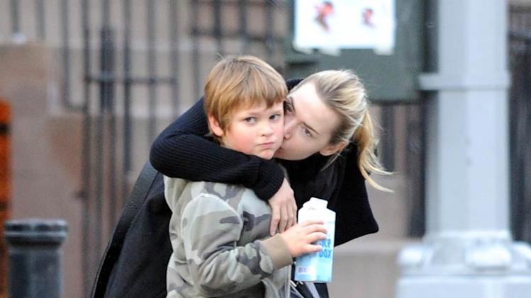 Kate Winslet With Son