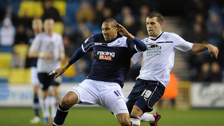 Millwall v Preston North End - FA Cup Third Round