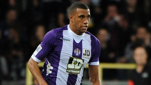 FOOTBALL 2012 Toulouse - Etienne Capoue