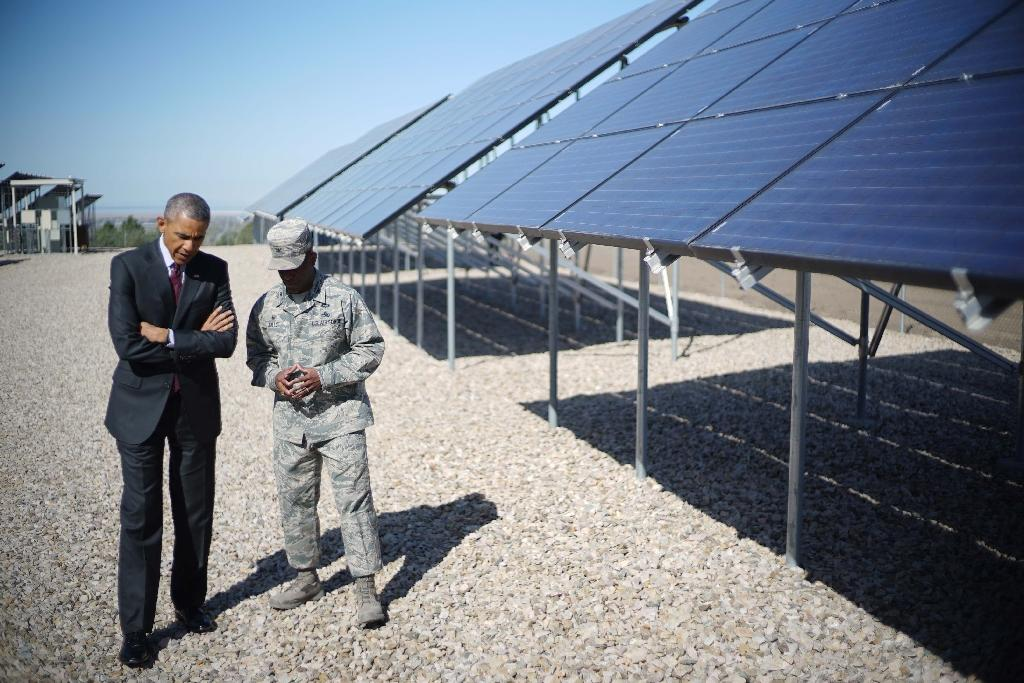 Obama seeks to double US funds for clean energy research