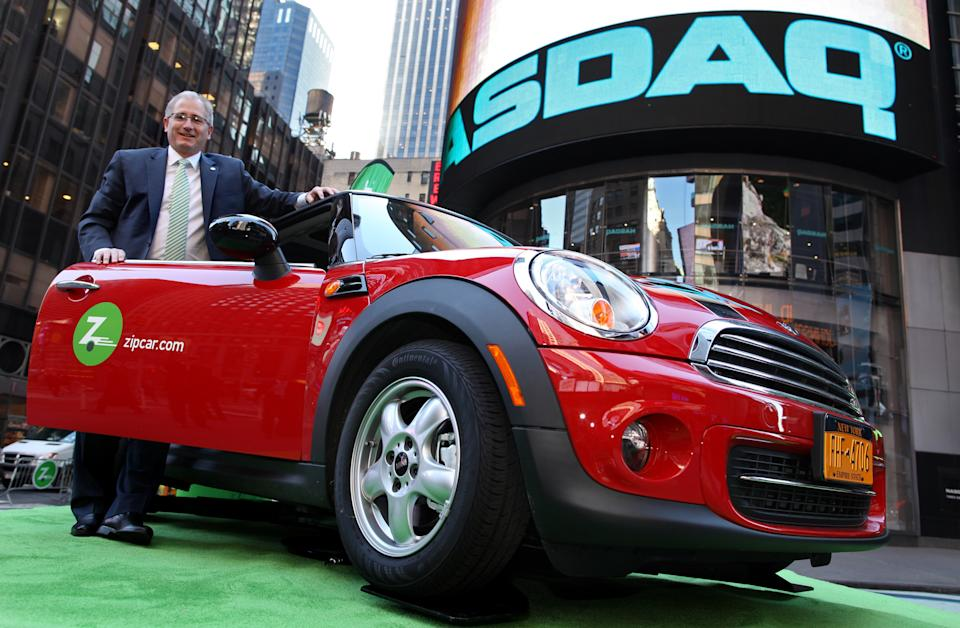 Avis buying Zipcar in deal worth nearly $500M