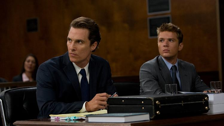 The Lincoln Lawyer 2011 Matthew McConaughey Ryan Phillippe
