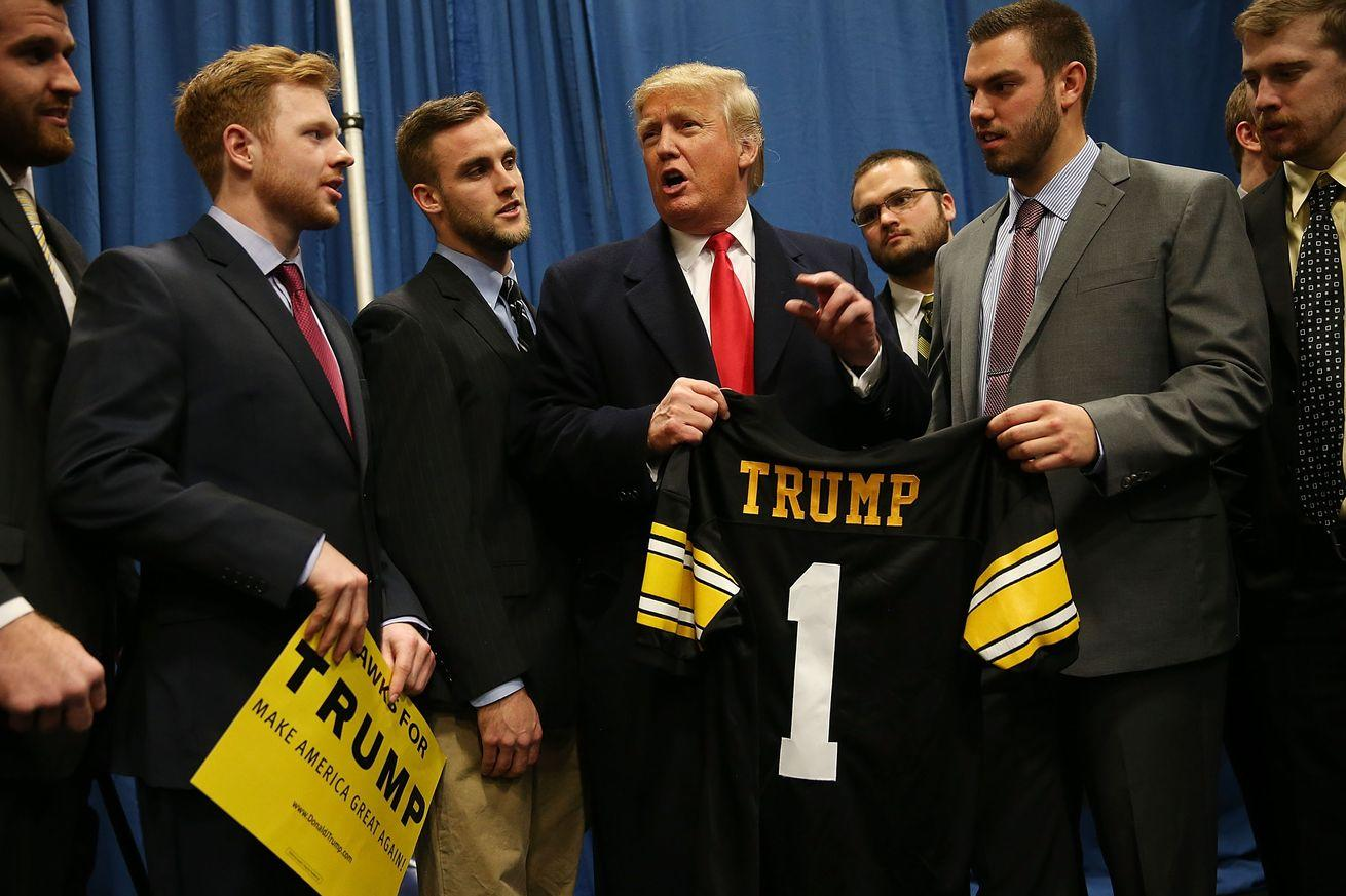 Ranking the 2016 presidential candidates by their worst sports fan pandering
