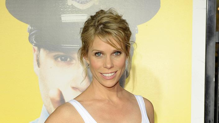 Observe and Report LA premiere 2009 Cheryl Hines