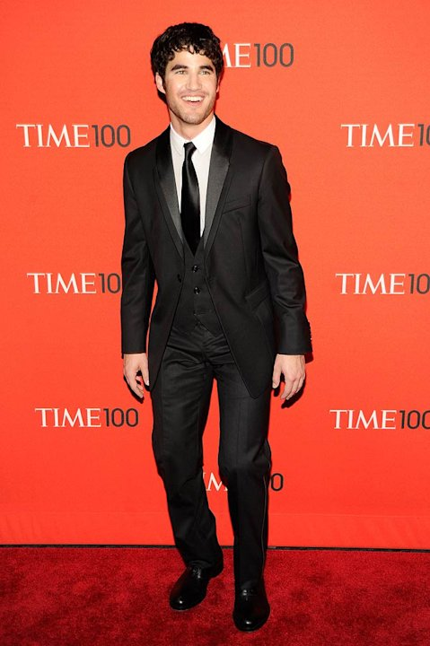 Darren Criss Time Gala