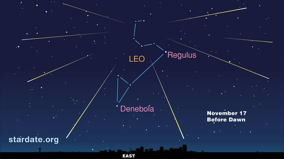 Leonid Meteor Shower Peaks Tonight: How to Watch Online