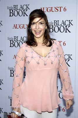 Laura Elena Harring at the New York premiere of Revolution Studio's Little Black Book