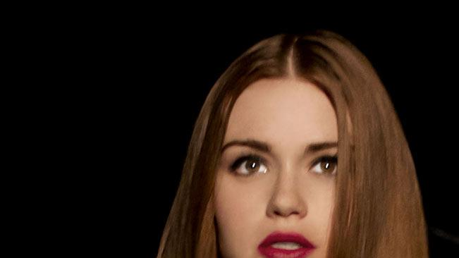 "Hollan Roden stars as Lydia Martin in ""Teen Wolf."""